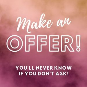 🍂💗 MAKE AN OFFER! 💗🍂